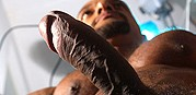 Carioca Gloved from Uk Naked Men