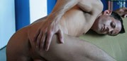 Jonas Str8 Cock Surprise from Adam Cruise