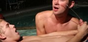 Shane And Kayden from Boys Pissing