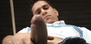 Lexs 11 Inch Cock from Club Jeremy Hall