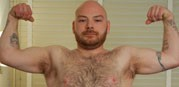 Hairy Justin from The Guy Site