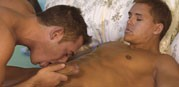 Brad And Omer Fuck from Colt Studio