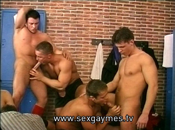 Shower Room Orgy