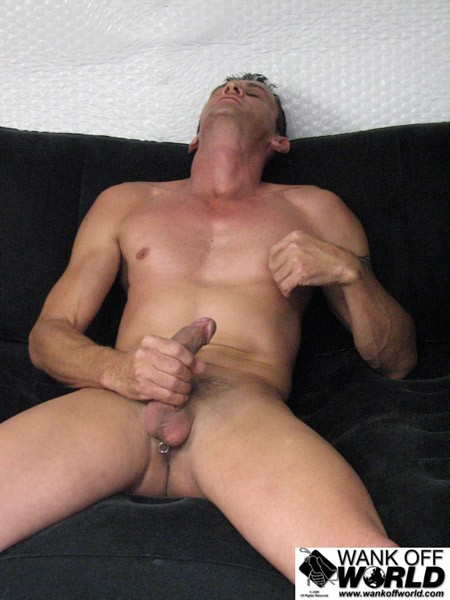 Mature jerk boy