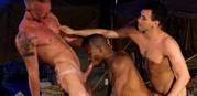Grunts Scene 4 from Raging Stallion