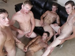 Fratboy Orgy from Next Door Buddies