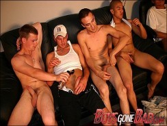 Circuit Boy Orgy from Boys Gone Bad