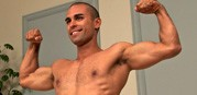 College Hunk Nate from Sean Cody