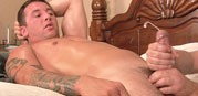 Amateur Hunk Derek from Straight Fraternity