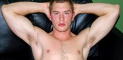 Ben Moore Cums from College Dudes