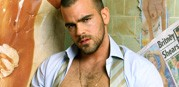 Damien Crosse from Men At Play