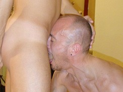 Andre And Jayson from Bareback That Hole