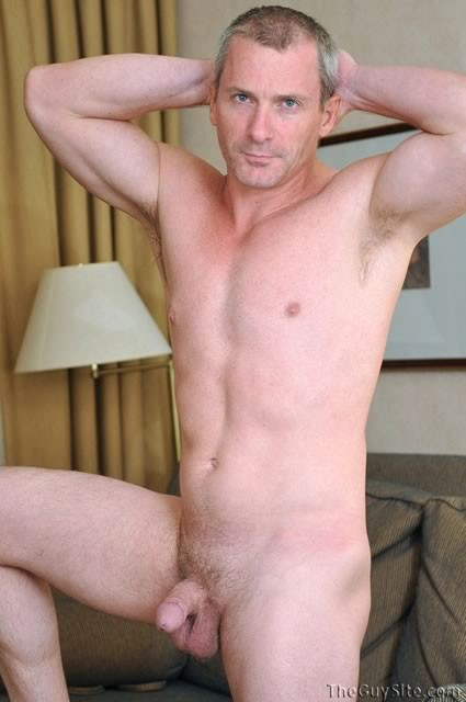 Free gay porn dudes silver fox