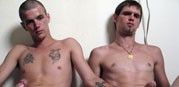Nolin And Cain Stroke from Dirty Boy Video