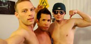 Sucking My Roommates from Dick Dorm