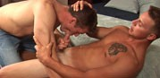 Beau Fucks Mitch from Sean Cody