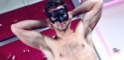 Uncut Hunk Gabriel from Maskurbate