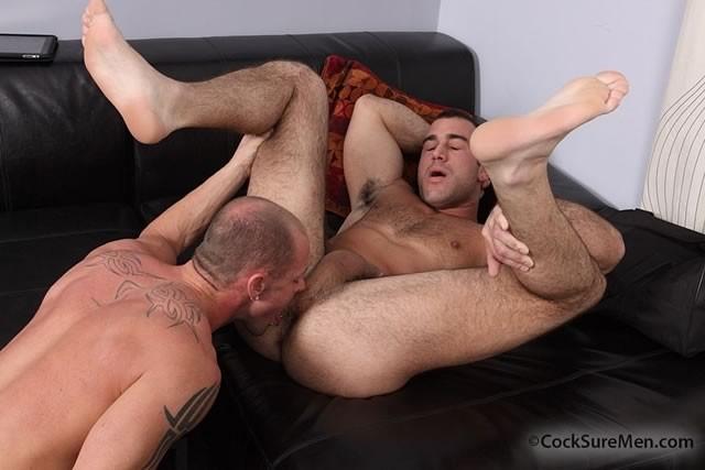 Hot Man On Man Fucking Action