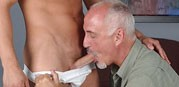 Brady Jensen Serviced from Jake Cruise
