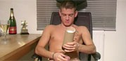 Adams Dildo 1 from Blake Mason