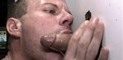 Another Oral Victim from Unglory Hole