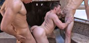 Jamie Gets Dped from Sean Cody