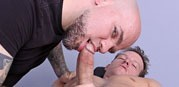 Beau Flexxx Massaged from Jake Cruise