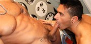 Adonis And Damien Fuck from Stag Homme Studios
