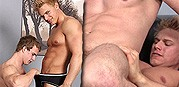 Brady And Cameron from Cocksure Men