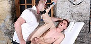 Aiden Gets Shaved from Boynapped