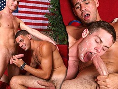 gay sexhome - Ricky And Conner from All American Heroes