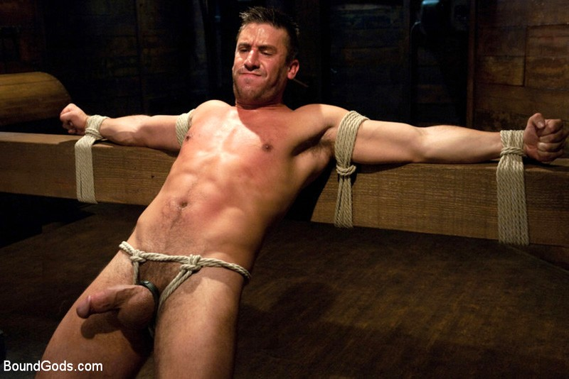 Men Tied Up Nude