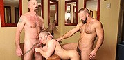 Troy Jake Butch from Bareback That Hole