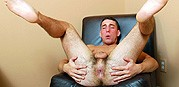 Mitchell York Busts A Nut from College Dudes