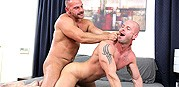 Samuel Colt Mitch Vaughn from Cocksure Men