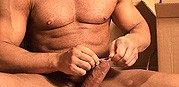 Veiny Uncut Dick from Butch Dixon