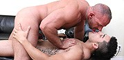 Samuel Colt Hunter Vance from Cocksure Men