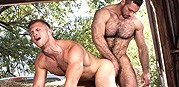 Paul Wagner Adam Champ from Raging Stallion