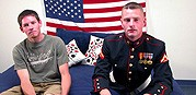 Ssgt John And Buster from All American Heroes