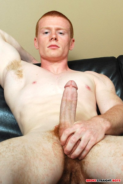 Red hair male asshole gay a gang spank for 4
