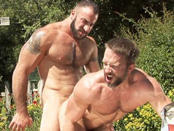 Gay Pornhome - Fur Mountain Scene 01 from Colt Studio