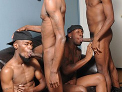 Dee Memphitz Blaque Intrigue from Thug Orgy