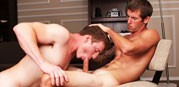 Peter And Curtis Bareback from Sean Cody