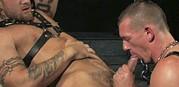Kieron Ryan Fucks Ben Brown from Xtra Inches