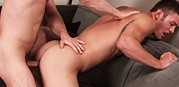 Dalton And Pierce Bareback from Sean Cody