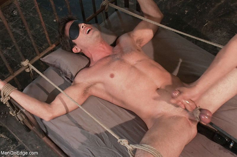 Bound and gagged straight men gay country