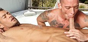 Hot Tub Suck And Rub from Cody Cummings