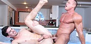Anal Relaxation from Gay Room