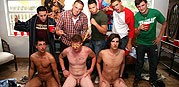Men Worship Cock from Haze Him
