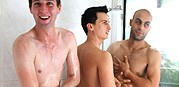 Amateur Gay 3 Way from Amateurs Do It